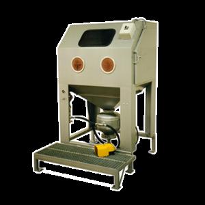 Cabina di sabbiatura S110