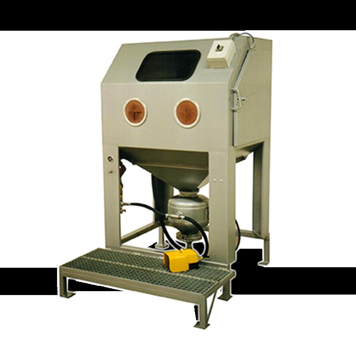 Cabina-di-sabbiatura-S110-acf-italia