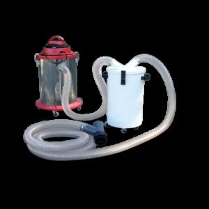 Kit per microsabbiatura senza polvere SP18