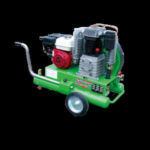 Compressore e attrezzatura pneumatica