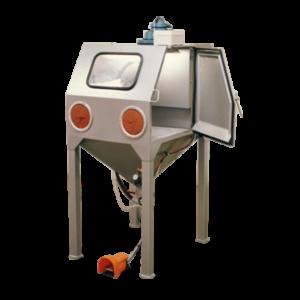 Cabina di sabbiatura D080 acf france2