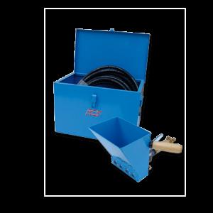 Intonacatrice a tazza manuale Projector 4