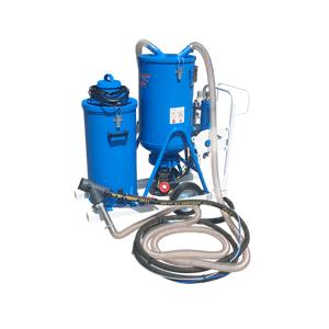 Sabbiatrice senza polvere BPSP 50